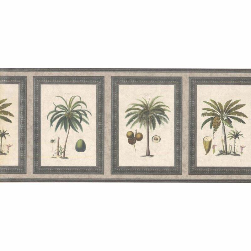 Bay Isle Home Hinson Palm Tree 15 L X