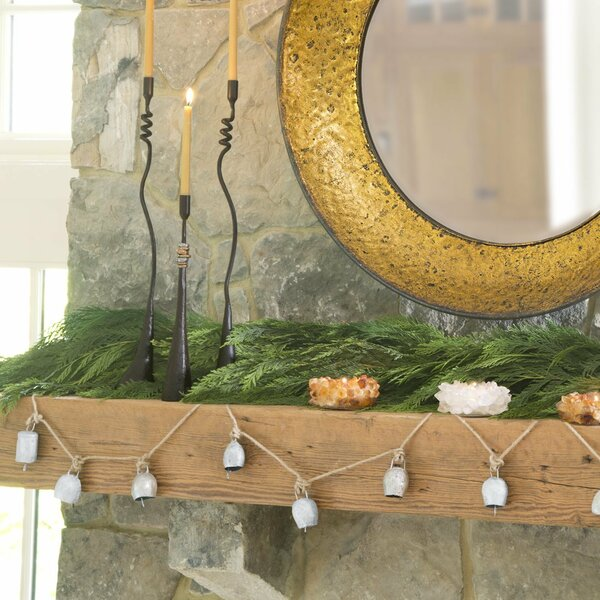 Mini Temple Bell Garland by VivaTerra