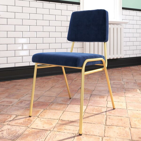 Lex Upholstered Dining Chair by Novogratz
