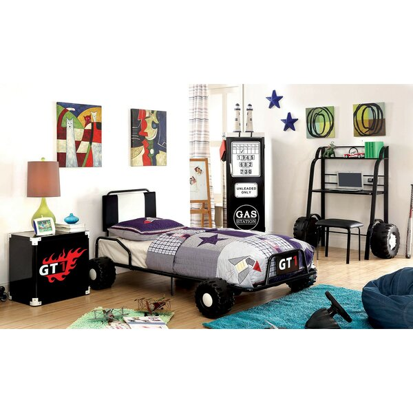 Bromsgrove Twin Car Configurable Bedroom Set by Zoomie Kids