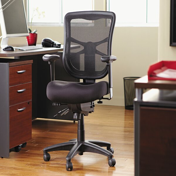 Alera Elusion Series Ergonomic Mesh Back Office Chair by Alera®