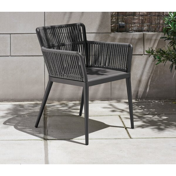 Robbyn Nette Patio Dining Chair by Ivy Bronx Ivy Bronx