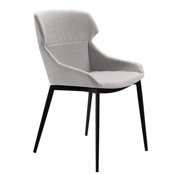Ennis Modern Upholstered Dining Chair (Set Of 2) By Brayden Studio