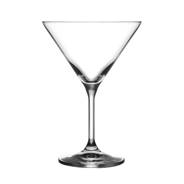 Giselle 12 oz. Martini Glass (Set of 4) by Fitz and Floyd