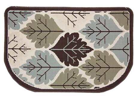 Shenandoah Textured Weave Hearth Area Rug by Pilgrim Hearth