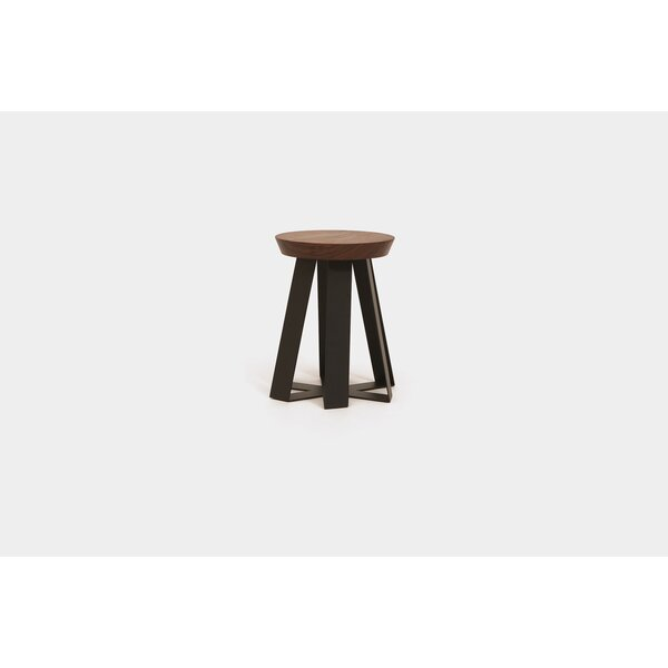 Cross Legs End Table By ARTLESS