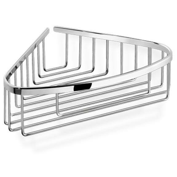 Botsford Wall Mount Corner Shower Caddy Shelf Organizer by Rebrilliant