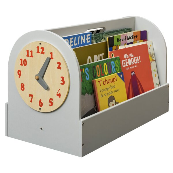Portable 13.4 Book Display by Tidy Books