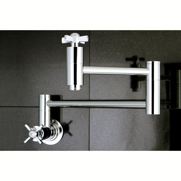 Millennium Pot Filler by Kingston Brass