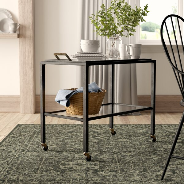 McAllister Bar Cart by Birch Lane Heritage Birch Lane™ Heritage