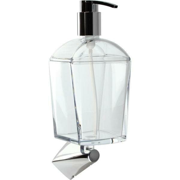 Sommers Wall Polycarb Soap & Lotion Dispenser by Orren Ellis