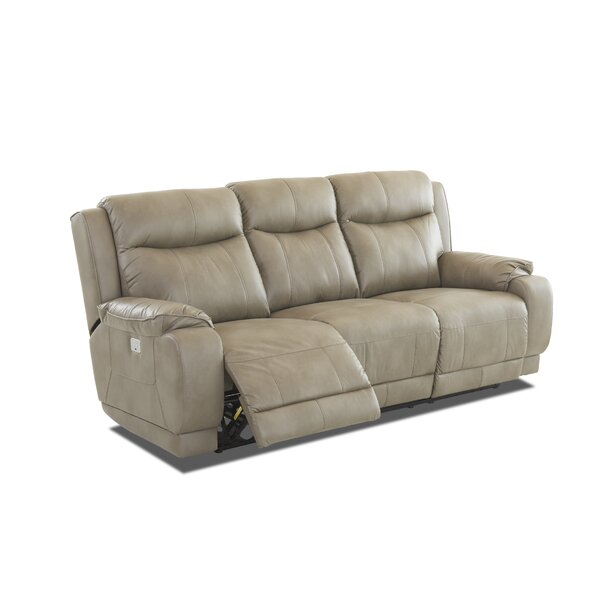 Rutz Reclining Sofa by Charlton Home