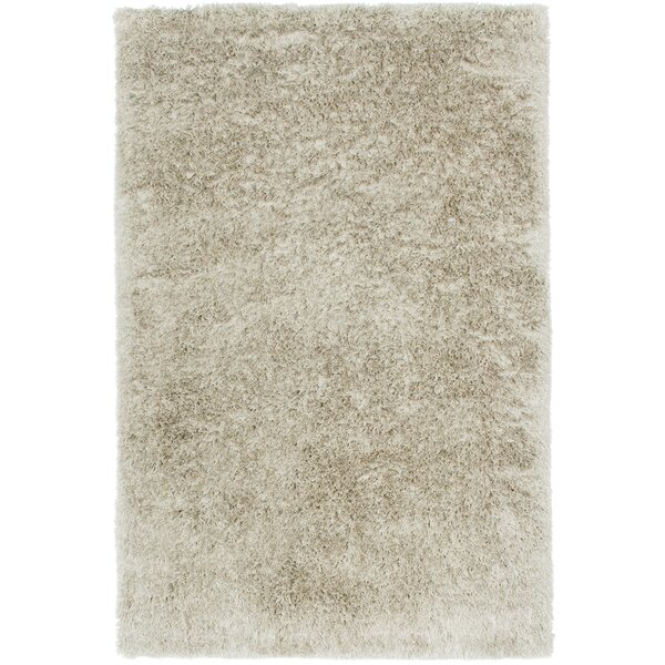 Trolley Line Ivory Area Rug by Capel Rugs