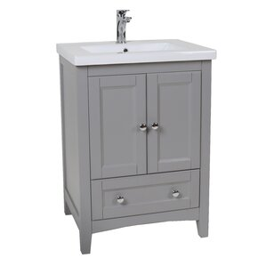 Modern Bathroom Vanities Cabinets AllModern - Single bathroom vanity cabinets