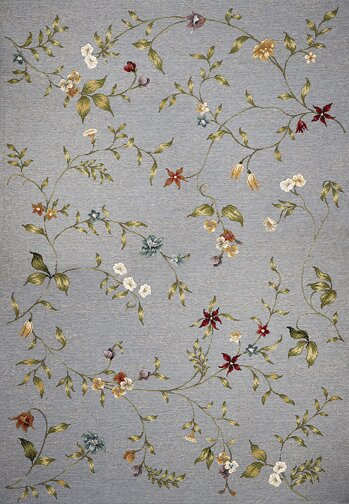 Ulysse Floral Indoor/Outdoor Area Rug by August Grove