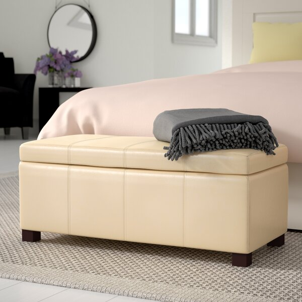 Crewellwalk Bedroom Storage Bench by Ebern Designs