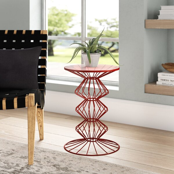 Etoile End Table By Bungalow Rose