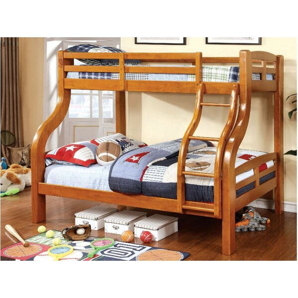 Kahle Twin Over Full Bunk Bed by Harriet Bee