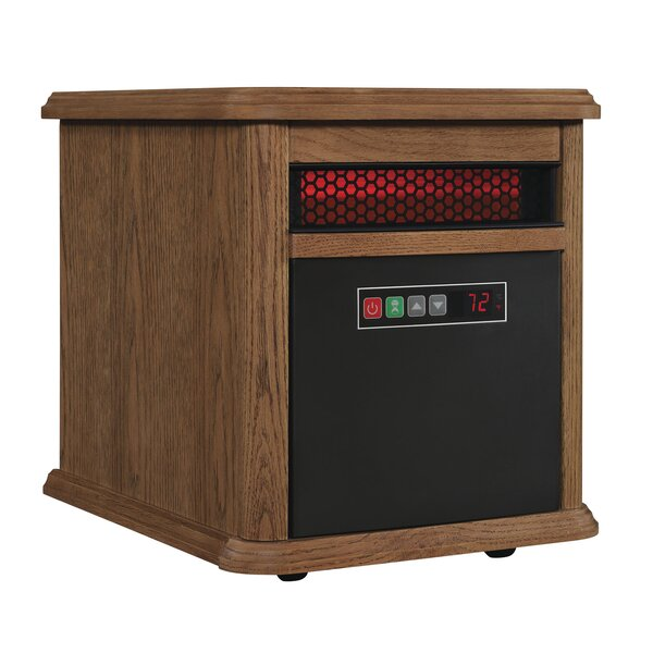 1,500 Watt Electric Infrared Cabinet Heater by Duraflame Electric