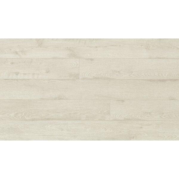 Elevae 6 x 54.34 x 12 mm Oak Laminate Flooring in Lambswool by Quick-Step