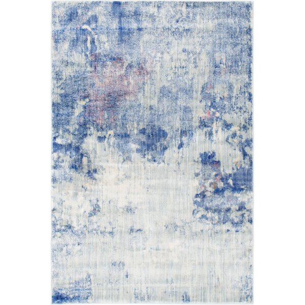 Montross Blue Area Rug by Williston Forge