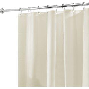 Mildew Free PEVA 3 Gauge Shower Curtain Liner