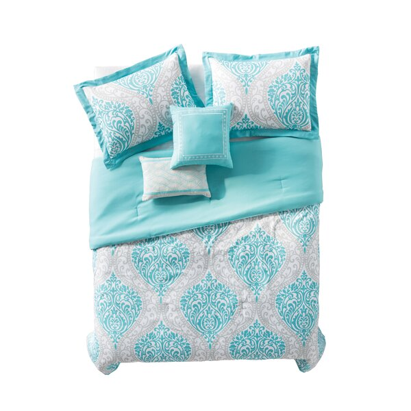 Highview Comforter Set by Charlton Home
