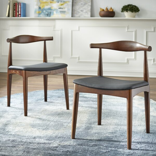 Mitul Upholstered Dining Chair (Set Of 2) By Union Rustic