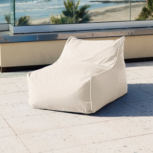 Sunbrella Kids Bean Bag Lounger by Hip Chik Chairs
