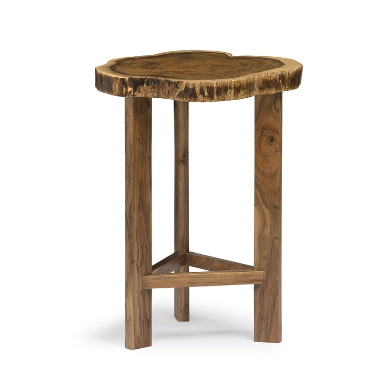 Beyers Round End Table