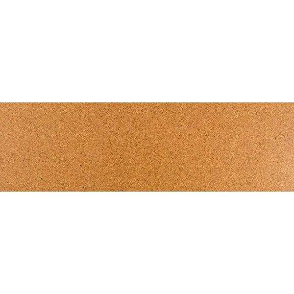 12 Tiles Cork Flooring in Pebbles by Albero Valley