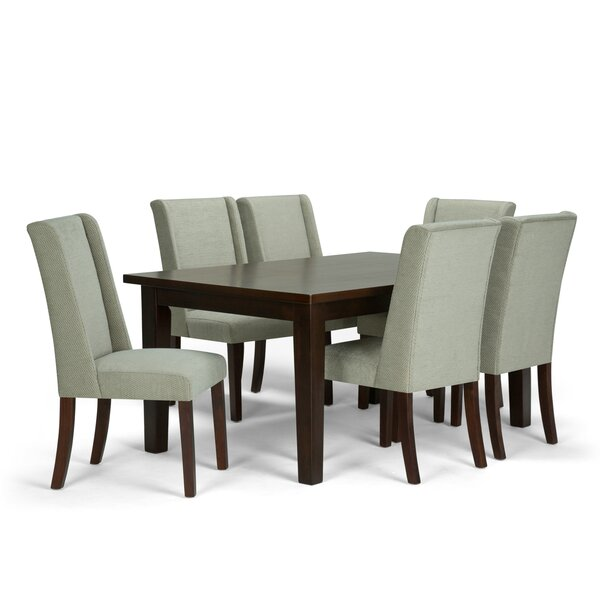 Boudreau 7 Piece Dining Set By Canora Grey