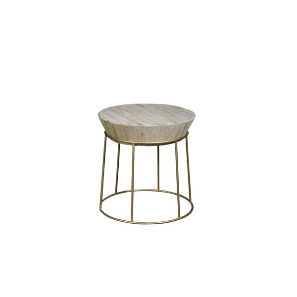Aranella End Table by Studio Home Furnishings