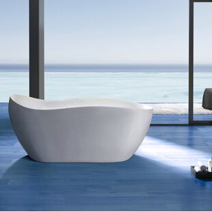 Compare prices 67 x 31 Soaking Bathtub By AKDY