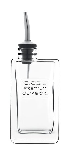 Optima Olive Oil Bottle by Luigi Bormioli