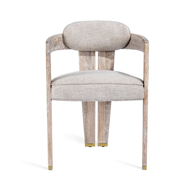 Mary Upholstered Dining Chair by Interlude Interlude