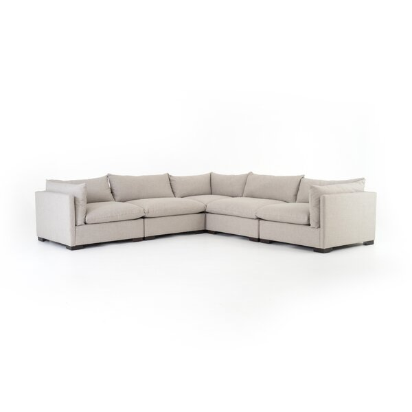 Southwold 5-Piece Sectional by Brayden Studio