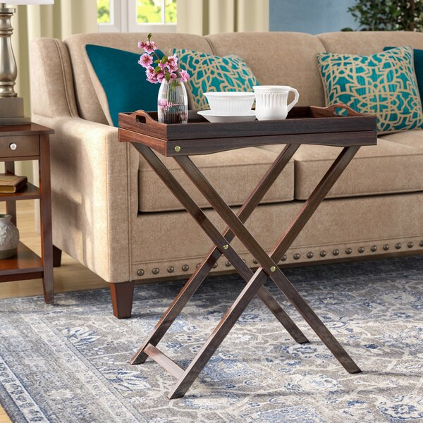 Gough Butler TV Tray by Three Posts