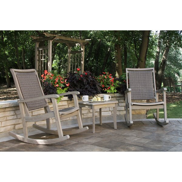 Guildford 3 Piece Seating Group by Beachcrest Home