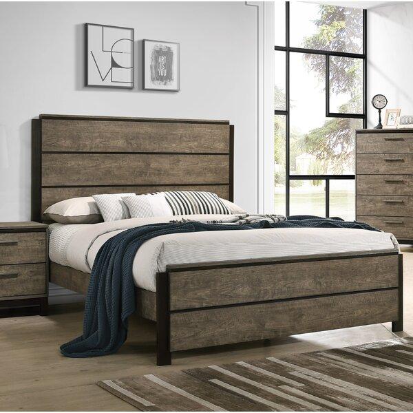 Uptown Standard Bed by Gracie Oaks