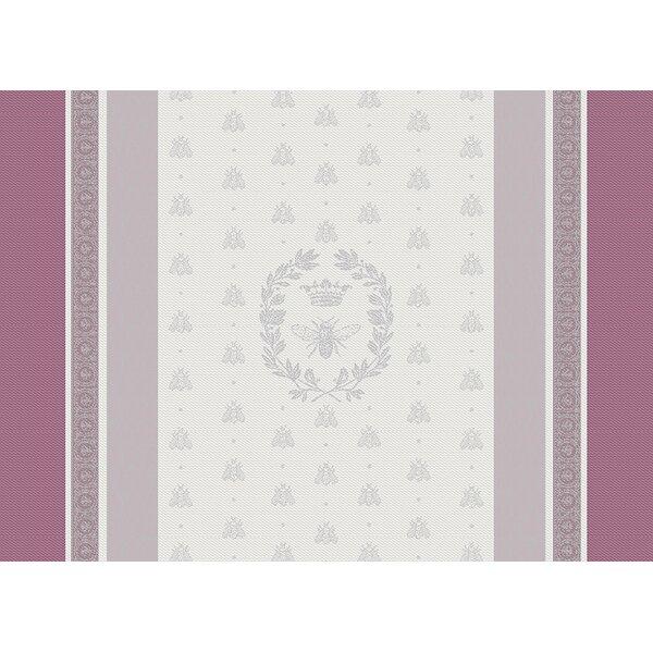Abeilles Royales Placemat (Set of 4) by Garnier-Thiebaut Inc