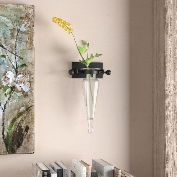 Wall Sconce Amphora Vase by One Allium Way