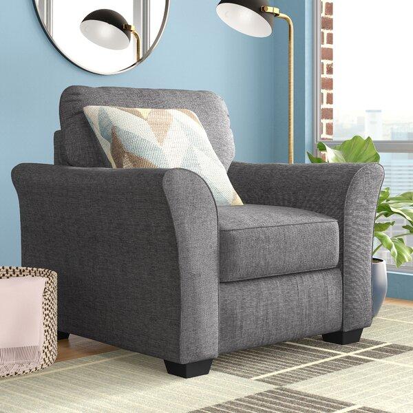 Fallin Armchair by Wrought Studio