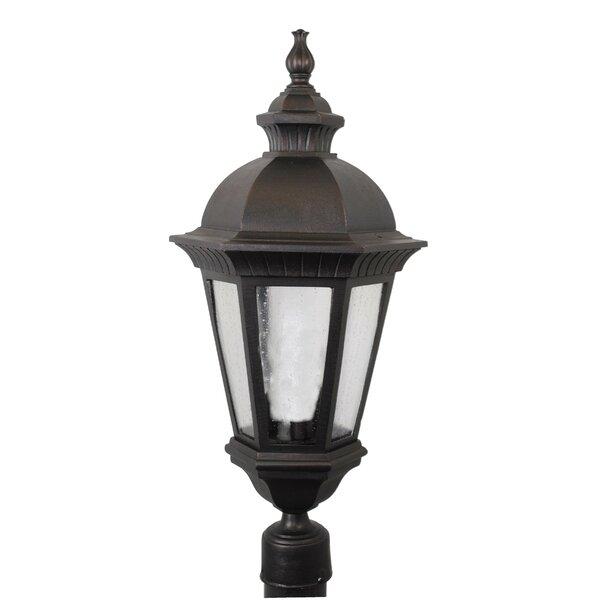Lenahan 3-Light Lantern Head by Charlton Home