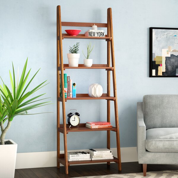 Conrad Ladder Bookcase by Langley Street