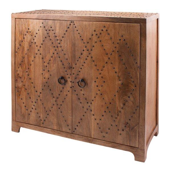 Calvo Nailhead Accent Cabinet by Brayden Studio