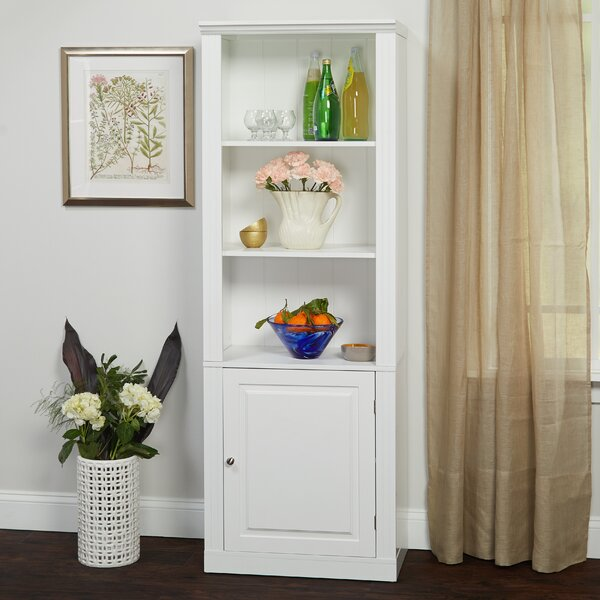 Kass China Cabinet by Charlton Home