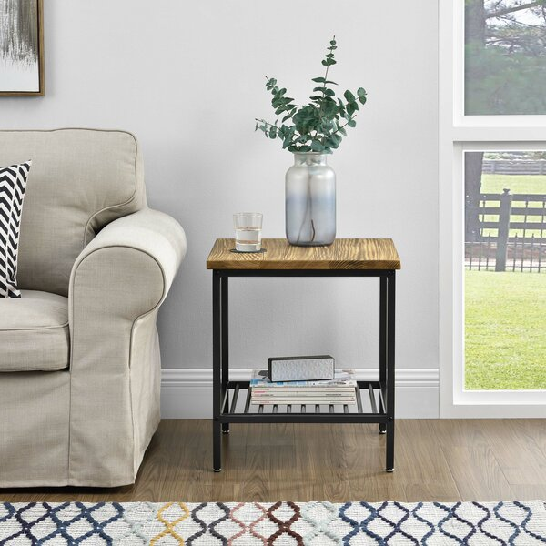 Huntley End Table by Williston Forge