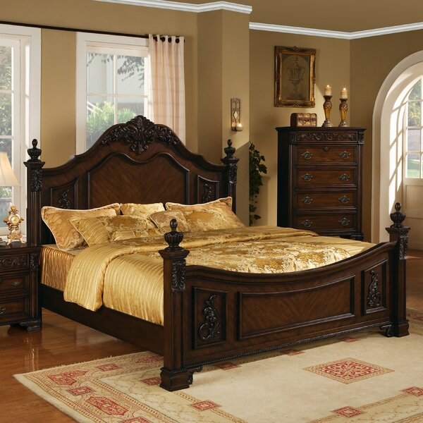 Kensington Standard Panel Bed by Wildon Home®