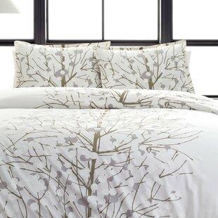 Lumimarja 2 Piece Reversible Comforter Set by Marimekko